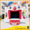 Clown Face Inflatable Jumping Bouncer for Kids (AQ02320)
