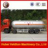 35cbm LPG Liquid Nitrogen Tanker Truck