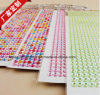 Sticker Manufacturer Scrapbooking Rhinestone Sticker 3D Printing Diamond Sticker (TS-545)