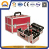 Cosmetic Beauty Makeup Case with Aluminium Frame (HB-2206)