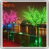 Outdoor LED Light Artificial Cherry Blossom Tree