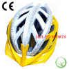 Big Size Bike Helmet, Yellow Bicycle Helmet, Blinking Road Helmet