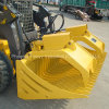 High Quality Skid Steer Loaders Rock Bucket Grapple