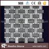 Natural Grey Color Stone Mosaic Tile