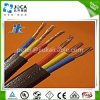 Alibaba China Supplier PVC Insulated Rubber Sheathed Submersible Flat Pump Cable