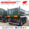 Carbon Steel Round Dump Trailer of Good Quality for Sale