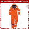 Adults Orange Two Pieces Winter Work Overalls (ELTCVJ-83)