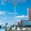 Auto Lifting System 30m High Mast Light Pole