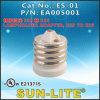 E39 to E26 Lampholder, Lampholder Adapter; Es-01