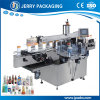 Automatic Cosmetic Food Bottle Double-Sided Adhesive Sticker Label Labeling Machine