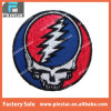 Factory Directly Wholesale High Quality Custom Souvenir Grateful Dead Gonzo Custom Embroidery Patches