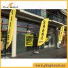2.8m Event Promotion Aluminium Digital Printing Feather Flag/Flying Flag
