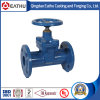 Ss316 Disc, PTFE Seat, 150lbs Ductile Cast Iron Flange Butterfly Valve