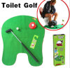 OEM Mini Indoor Toilet Golf Putting Green Toy
