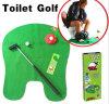 OEM Mini Indoor Toilet Golf Putting Green Toy