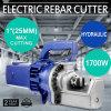 "RC-25mm 1700W 1"" 8# Electric Hydraulic Rebar Cutter Handheld Bender"