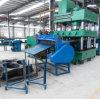 LPG Gas Cylinder Whole Production Line Hydraulic Presser Decoiler Machine