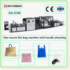 Professional Non Woven Handle Bag Making Machine Price (ZXL-D700)
