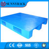 4-Way Forklift Entry Heavy Duty Durable Plastic Pallet for Pallet Rack