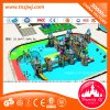Commercial Park Plastic Castle Kids Large Playground Park Slide