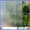 New Pattern of Acied Etched Glass/Decoration Feosted Glass