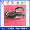 Thickness: 0.06mm High Temperature Green Pet Film Based Silicone Polyester Tape