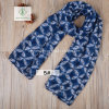 2017 Hot Luck Clover Printed Viscose Shawl Fashion Lady Scarf