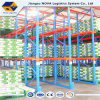 Heavy Duty Steel Pallet Drive Through Pallet Racking Form China