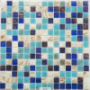 Blue Glass Mosaic Tile