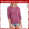 Bulk Sale High Quality Hoodies Women Kangaroo Pocket (ELTHI-15)
