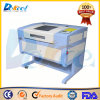 CO2 Laser Glass & Crystal Engraving Machine for Crafts Dekj-6040
