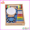 2014 New Wooden Toy Educational Xylophone, Popular Wooden Educational Xylophone Set W07A042