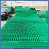 Curved Green Welded Fence (CT-3)