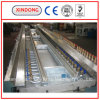 PVC Corrugated Sheet Production Line