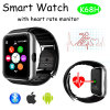 New Bluetooth Smart Watch with Heart Rate Monitor (K68H)