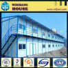 China Prefab House Dormitory Double Storeys Easy Assemble Low Cost