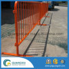 Customized Coated Crowd Control Road Barrier in Warning Area