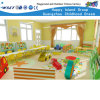 Warm School Library Overall Design for Children (T-3-F)