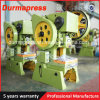 Low Price J23-125t Punching Press Machine