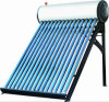 Unpressure Solar Water Heater for Home Use (150924)