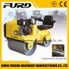 800kg Small Vibratory Tandem Steel Roller (FYL-850)