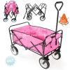 High Quality Shopping Beach Carrying Folding Tool Cart