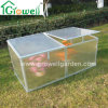 Cold Frame Mini Greenhouse for Young Plants Growing (F242)