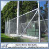 Galvanized Chain Link Mesh Fencing for Telecom Tower
