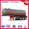 3 Axles Oil Fuel Tank Semi Trailer / LPG Tanker Trailer