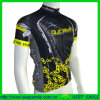 Digital Sublimation Printing Cycling Wear with Neon Ink Color
