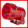 Mini Motor Siren Ms-190 with 12V, 24V, 110V and 220V