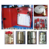 Fire Hose and Cabinet
