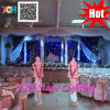 Wedding Curtain Events Light LED Star Cloth Video