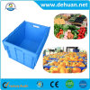 Stackable Plastic Strong Turnover Crates/Fruit Bin on Sale